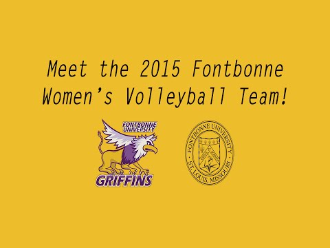 Check out the 2015 Women's Volleyball Team Intros!
