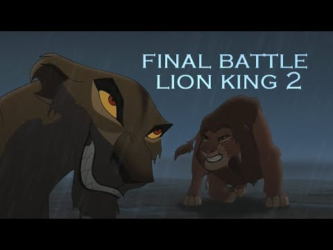 The Lion King 2 Simba's Pride - The Final Battle (HD)
