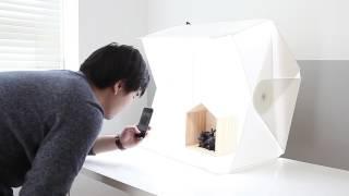 video thumbnail Foldio3 Portable Studio youtube