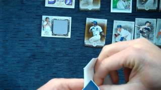 2015 Topps Museum Collection Baseball Hobby Box Break - HIT