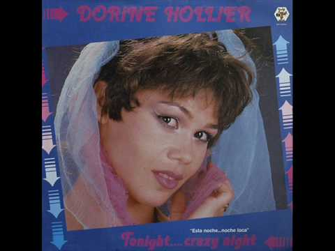 Dorine Hollier - Tonight ...Crazy Night (1984)