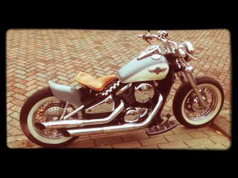 Kawasaki Vulcan vn 800 bobber