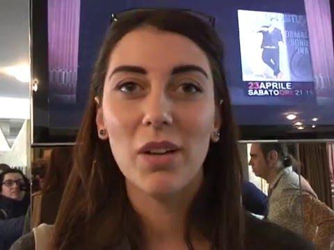 SANREMO GIOVANI 2016: INTERVISTA A MIELE