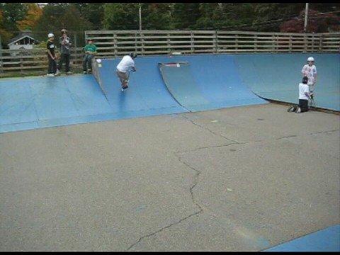 Foxborough Skatepark Session