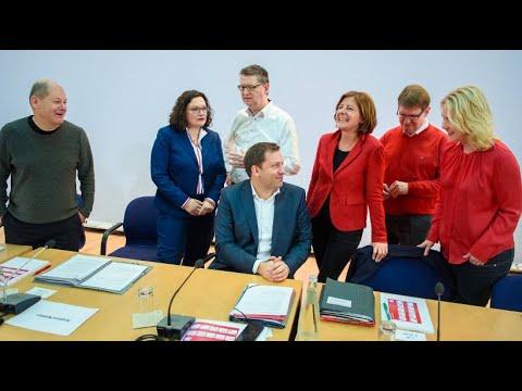 Andrea Nahles (SPD-Chefin): »Wir lassen Hartz IV hint ...