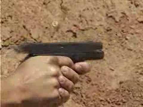 İşte suikast silahı Glock