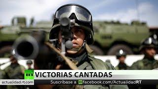Arrancan en Venezuela ejercicios cívico-militares a gran escala tras el apagón masivo