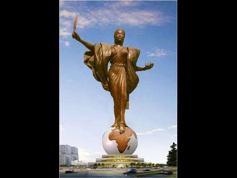 Mother of Humanity Monument. Documentaire par la C