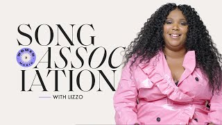 Lizzo Sings Beyoncé, Rihanna, and Janelle Monáe in a Game of Song Association | ELLE