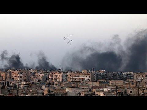 Συρία: Λουτρό αίματος στο Χαλέπι