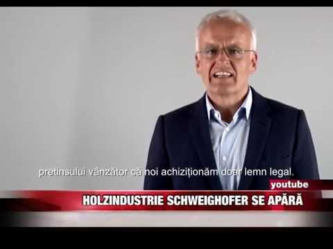 Holzindustrie Schweighofer se apără