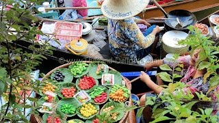 Samut Songkhram Thailand  City pictures : Amphawa Floating Market, Samut Songkhram, Thailand. ( 4 )