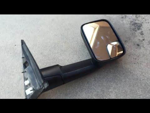 Dodge Tow Mirror Install 2002-2008 Dodge RAM Door Panel Removal 1500/2500/3500
