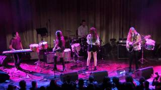 "HAIM at the Palace Theater 2 of 6 ""Stop"""