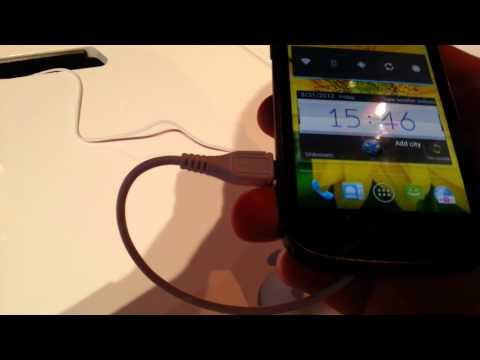 ZTE Grand, In - smartfon oparty na układzie Intel Atom