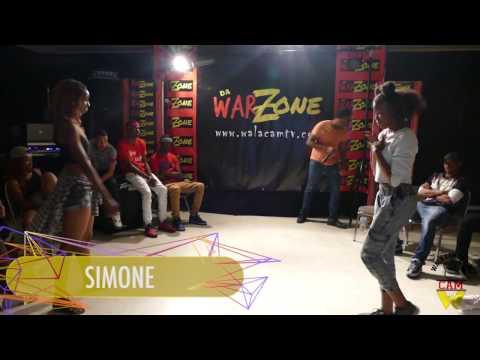 Video Taty vs. Simone - DJ BANDO - Exchange - Wala Cam TV download in MP3, 3GP, MP4, WEBM, AVI, FLV February 2017