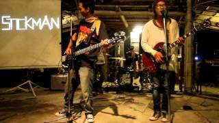 Stickman feat Ai (Banana For Silvy) - Mosi Tidak Percaya (ERK Cover)