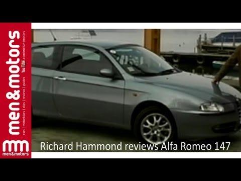 Richard Hammond Reviews The Alfa Romeo 147 (2000)