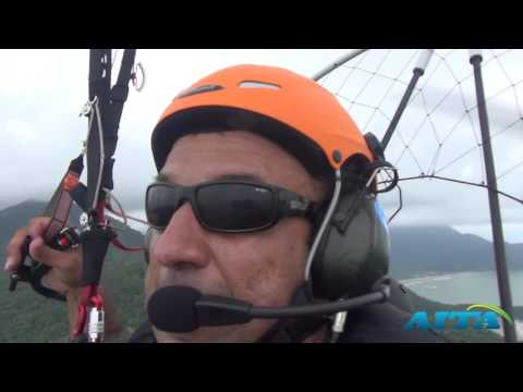 AITA Paramotor FLY and FOOD Barra do Una (видео)