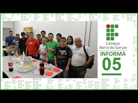 IF Campus Barra do Garças Informa 05