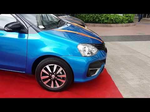 All New Toyota Platinum Etios and Etios Liva Exterior and Interior | Walkaround 1080p