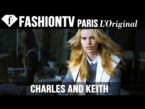 Fashion TV - http://www.FashionTV.com/videos - A look at Charles & Keith fashionably esthetic winter 2014 collection photo shoot. CHARLES & KEITH Winter 2014 CHARLES & KEITH WINTER 2014 draws ...