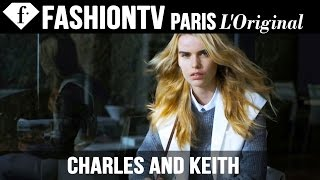 Charles&Keith Winter 2014 Collection Shoot | FashionTV