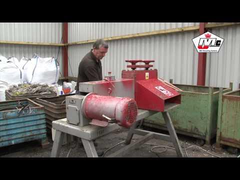 JMC Recycling - Nottingham based scrap metal recycling equipment manufacturer