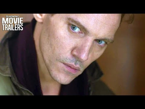 DAMASCUS COVER Trailer NEW (2018) - Jonathan Rhys Meyers Political Thriller