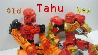 Old vs New: Tahu