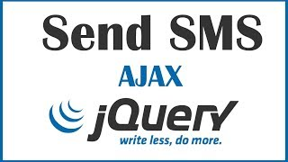 Send FREE SMS in JQuery