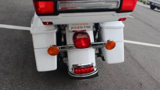 6. 2013 Harley-Davidson Touring Electra Glide Ultra Classic For Sale Engine Start Up and Review