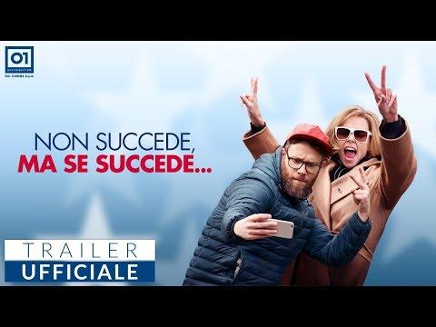 Preview Trailer Non Succede, Ma se Succede..., trailer italiano ufficiale del film di Jonathan Levine con Seth Rogen e Charlize Theron