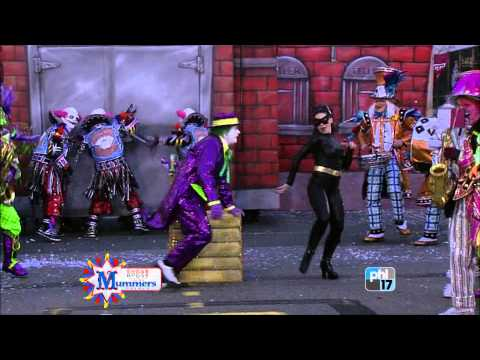 South Philadelphia String Band - Mummers Parade 2015 - Philadelphia Mummers
