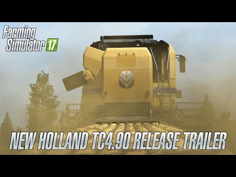 New Holland TC4.90 FS17 v1.0