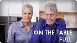 Sex, Drugs, Rock n' Roll and Food with Anthony Bourdain