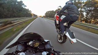 5. Honda CBR 1000RR 2004 - Wheelies | Burnouts