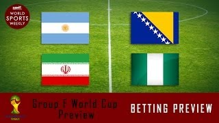 Soccer Picks: Group F World Cup Betting Predictions