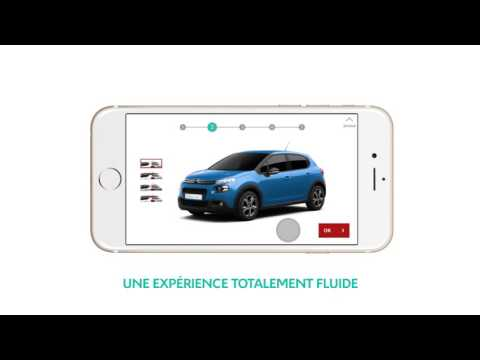 Le premier configurateur automobile sur Facebook