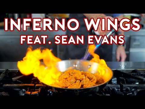 Recreating the Inferno Wing Challenge from Regular