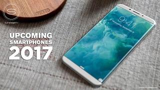 Video Top 5 Upcoming Smartphones 2017 MP3, 3GP, MP4, WEBM, AVI, FLV September 2018