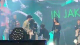 Video [Teaser] EXO Suho and Red Velvet Irene Moment_MUSICBANK Jakarta 2017 MP3, 3GP, MP4, WEBM, AVI, FLV Desember 2017