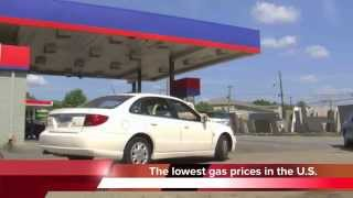 Chattanooga (TN) United States  city photos gallery : The lowest gas prices in the United States are in Chattanooga, Tennessee