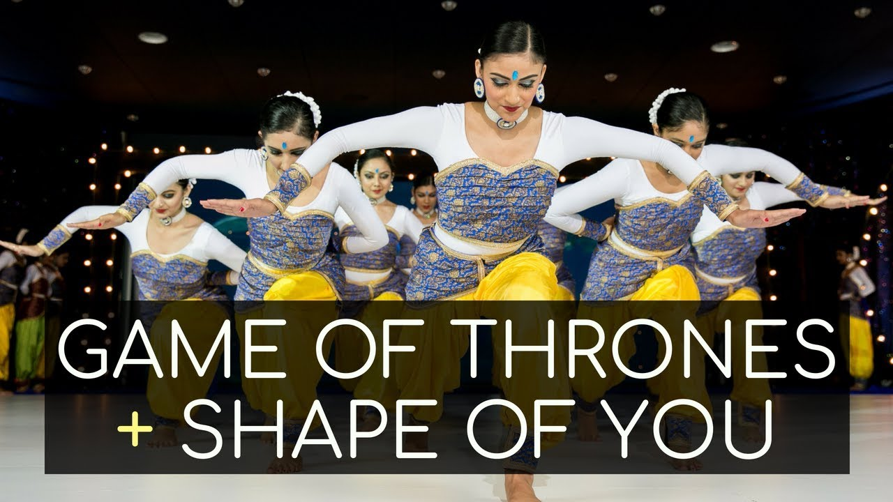 Kruti performs to Game of Thrones and Shape of You!   IndianRaga   Mahesh Raghvan   Aditya Rao