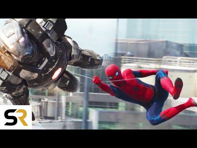 spider man 3 lego movie trailer