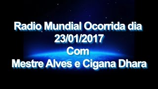 Instituto A Luz - Radio Mundial 23 01 2017