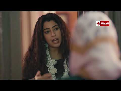 """""""أيوب"""": آيتن عامر ترفض مساعدة """"رغدة"""" وتطردها"""