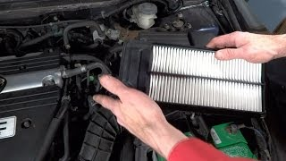 9. How To Change Air Filter On 2003-2007 Honda Accord