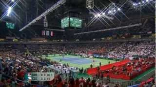 Tennis Highlights, Video - Tomas Berdych vs Dusan Lajovic Davis cup final-Serbia vs Czech Republic's-highlights