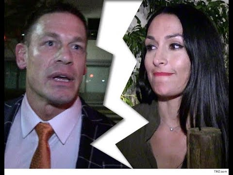 WWE BREAKING NEWS JOHN CENA AND NIKKI BELLA BREAK OFF ENGAGEMENT?!